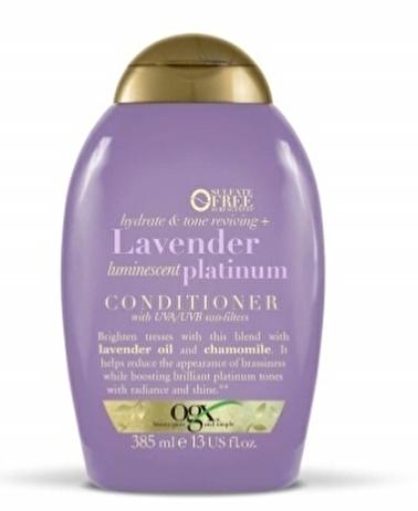 Organix Saç Kremi Lavender Platınıum 385Ml Renksiz